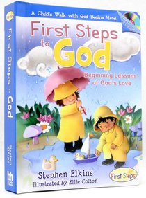 First Steps to God (With Music Cd)
