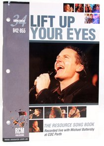 Rcm Volume F: Supplement 34 Lift Up Your Eyes (942-955)