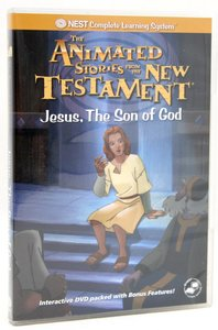 Jesus, Son of God (Animated Stories From The Nt Dvd Series)