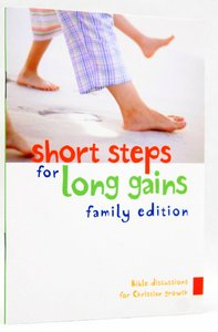 Short Steps For Long Gains Family Edition