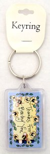Keyring: You Are Special
