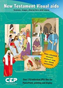 New Testament Visual Aids CDROM