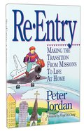 Re-Entry Paperback