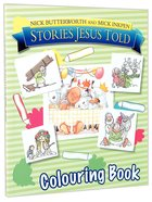 Stories Jesus Told Colouring Book Paperback