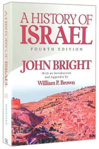 A History of Israel (4th Edition)