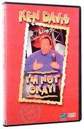 I'm Not Ok (Ken Davis Live Series) DVD
