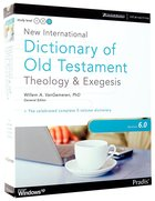 New International Dictionary of Old Testament Theology 6.0 For Win CDROM