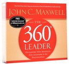 The 360 Degree Leader: Developing Your Influence From Anywhere in the Organisation (Abridged, 3 Cds) CD
