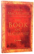 The Book on Leadership Paperback