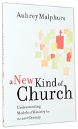 A New Kind of Church Paperback