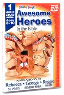 Awesome Heroes in the Bible DVD