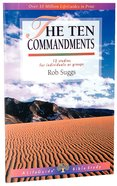 Ten Commandments (Lifeguide Bible Study Series) Paperback