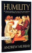 Humility (Pure Gold Classics Series) Paperback