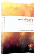 NLT New Believer's New Testament
