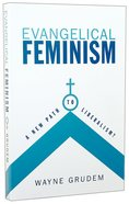 Evangelical Feminism Paperback