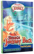 Strange Journey Back (4 Books in 1) (#01 in Adventures In Odyssey Flashbacks Series) Paperback