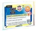 Kids@Church 02: Ot2 Ages 8-11 Child Components (5 Pack) (Over the Top) (Kids@church Curriculum Series) Pack