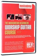 Musicademy: Beginner's Worship Guitar Box Set (3 DVD Set)
