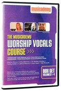 Musicademy: Worship Vocals Box Set (4 DVD Set)