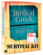 Biblical Greek Survival Kit Pack