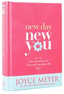 New Day, New You Hardback