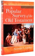 A Popular Survey of the Old Testament (Full Colour Edition) Hardback