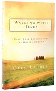 Walking With Jesus Paperback