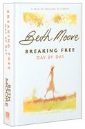 Breaking Free Day By Day Hardback