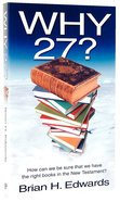 Why 27? (Why Twenty Seven?) Paperback