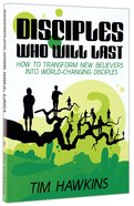 Disciples Who Will Last Paperback