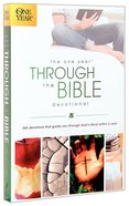 Through the Bible Devotional (One Year Series) Paperback