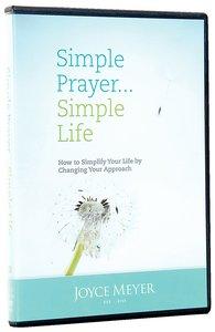 Simple Prayer...Simple Life
