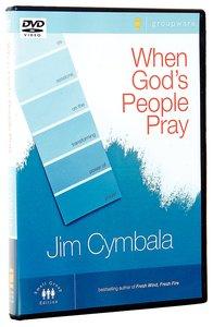 When Gods People Pray (Dvd)