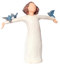 Willow Tree Figurine: Happiness