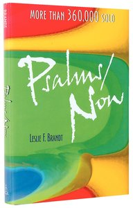 Psalms Now (3rd Edition)