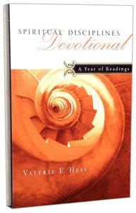 Spiritual Disciplines Devotional