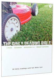 The Daily Reading Bible (Vol 07)