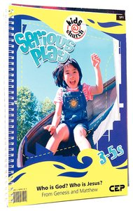 Kids@Church 01: Sp1 Ages 3-5 Teachers Pack (Serious Play) (Kids@church Curriculum Series)