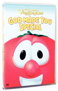 Veggie Tales #30: God Made You Special (#030 in Veggie Tales Visual Series (Veggietales))