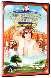 David and Goliath (Greatest Heroes & Legends Of The Bible Series)