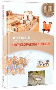 NIV Holy Bible Encyclopaedia Schools Edition