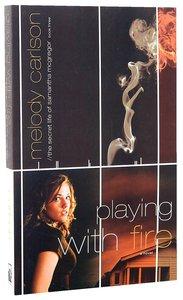 Samantha Mcgregor #03: Playing With Fire (#03 in Secret Life Of Samantha Mcgregor Series)