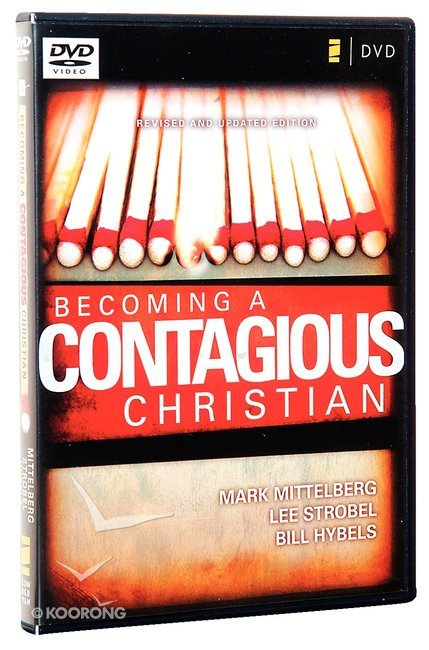 Buy Becoming A Contagious Christian Dvd By Bill Hybelsmark