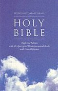 NRSV Cross-Reference Bible Anglicised Hardback