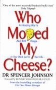 Who Moved My Cheese? Paperback