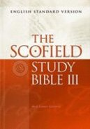 ESV Scofield Study Bible III Hardback