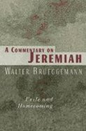 Commentary on Jeremiah ,A Paperback