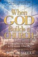 When God Builds a Church Hardback