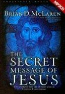 The Secret Message of Jesus (Mp3) CD