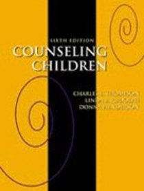 Counseling Children (6th Ed)